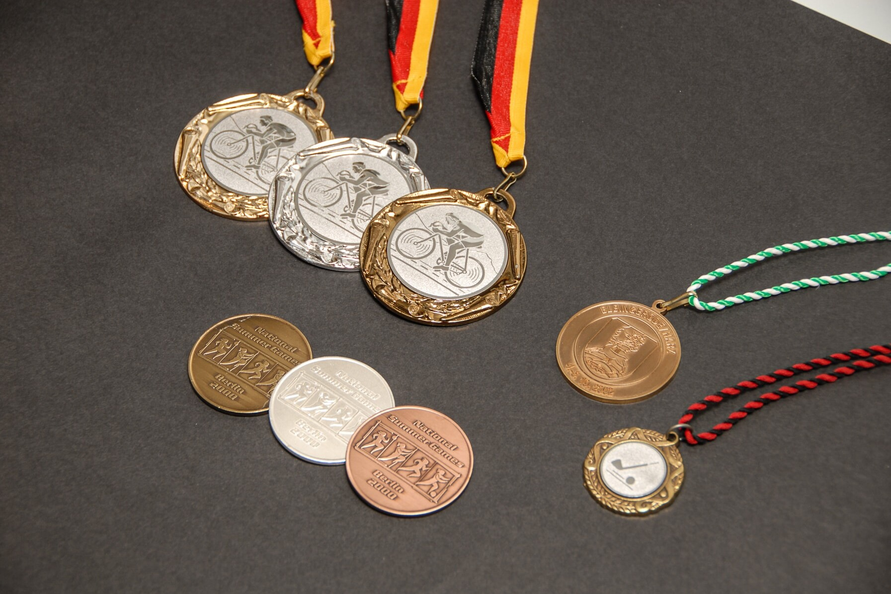 Award, Preis, Medaille